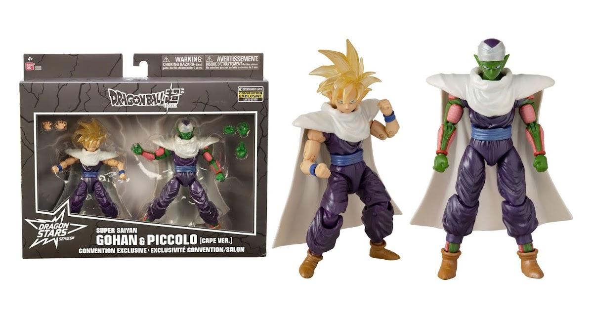 In STOCK Bandai Dragon Ball Stars Super Piccolo Action Figure