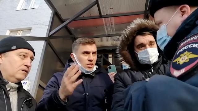 если посмотреть на задержание Бондаренко объективно, то оно превратилось в настоящий фарс