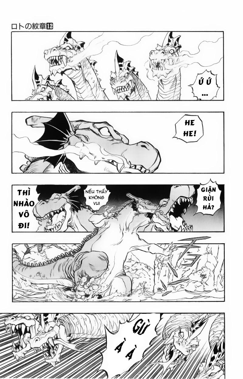 Dragon Quest: Emblem of Roto chapter 43 trang 10