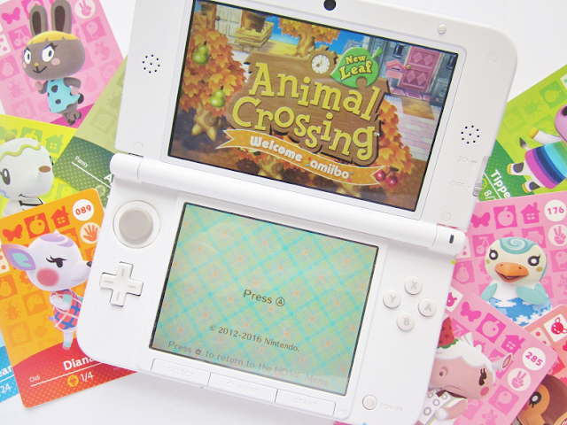 Animal Crossing: New Leaf - Welcome Amiibo Game Review