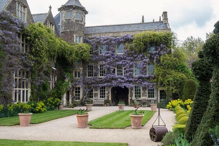 Jardines de hanham court bristol guia de jardin for Guia jardin noble 2016