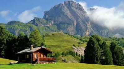 10 rumah ideal untuk orang yang ingin merasakan kedamaian dan ketenangan