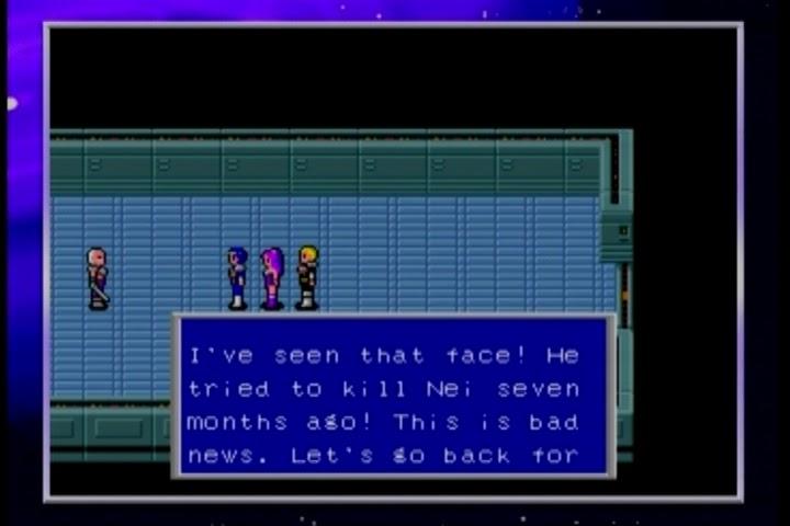 The Rpg Consoler Game 11 Phantasy Star Ii Genesis Annoying Habits