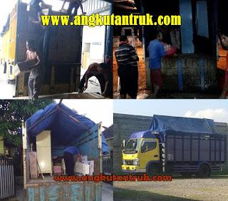 Angkutan Truk Jogja Surabaya