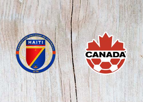 Haiti vs Canada -Highlights 30 June 2019