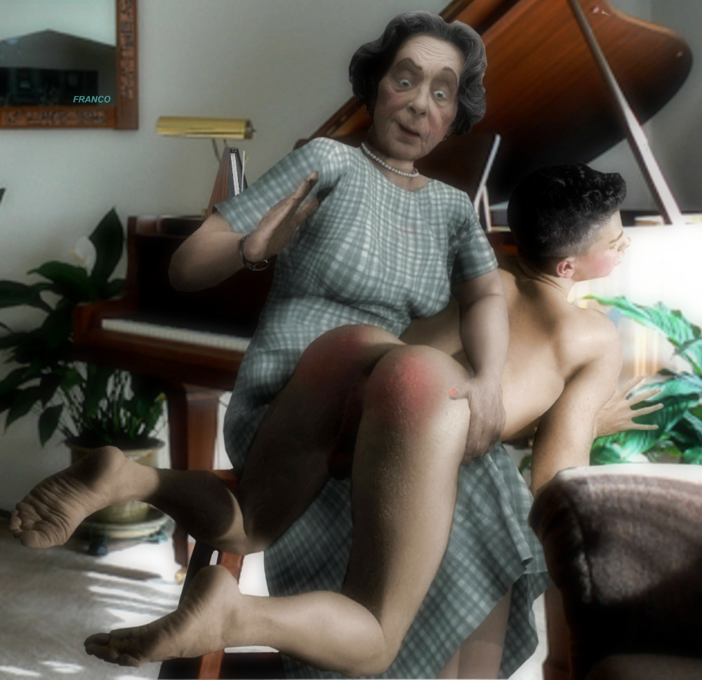 Shaved bare bottom spanking gay xxx skuby 6