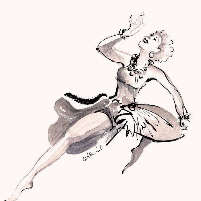 afro-dancer
