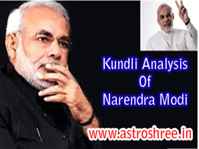 astrology of prime minister narendra modiji
