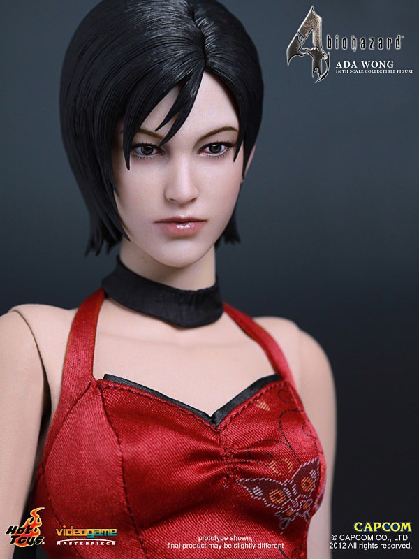 Resident Evil Ada Wong 3d model 3ds Max,Maya,Object files