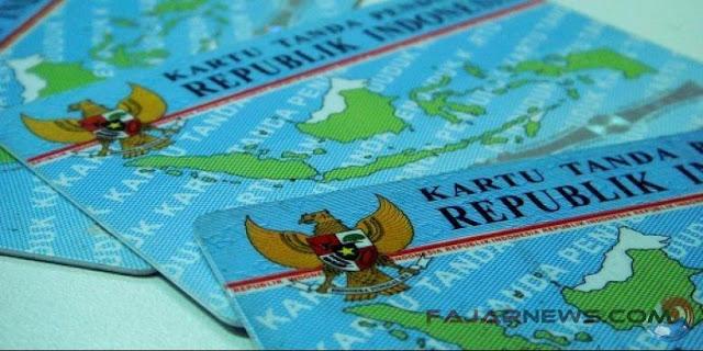 Blangko E-KTP di Banda Aceh Kosong