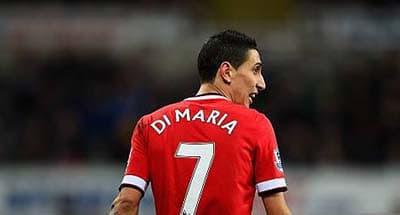 transfer terburuk manchester united-Angel Di Maria