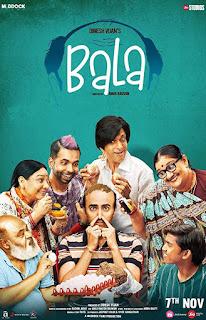 Bala 2019 full movie full hd 720p mkv movie review