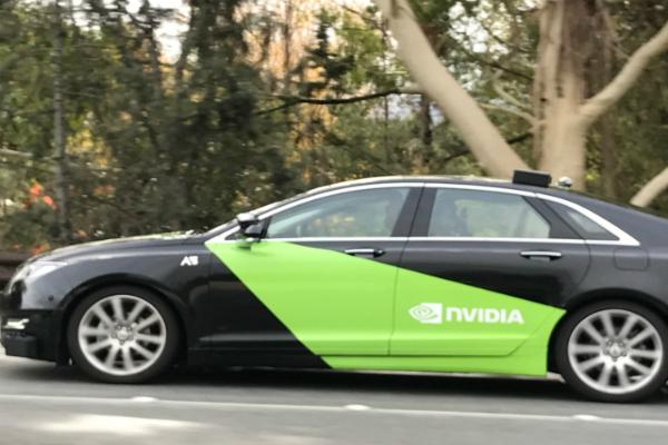 إنفيديا تبدأ في اختبار تكنولوجيا السيارات ذاتية القيادة