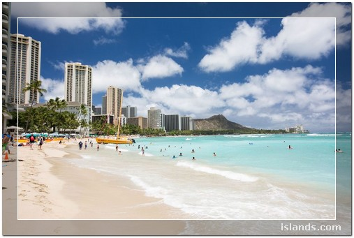 Oahu, Hawaii - Top 10 Islands Must Visit in 2017
