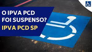 IPVA para PCD: Ministério Público quer suspensão de cobrança em SP