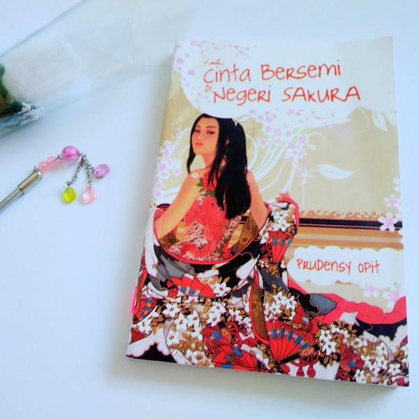 Sinopsis Novel Cinta Bersemi di Negeri Sakura