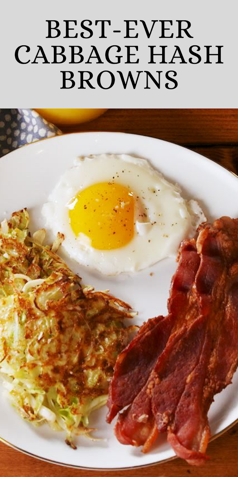Best-Ever Cabbage Hash Browns