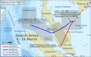 Hilangnya Pesawat Malaysia Air Ingatkan Kita Tragedi Adam Air