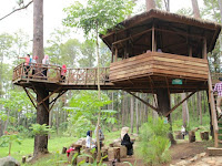 Charm Forest Park Pocut Meurah, Aceh Visit