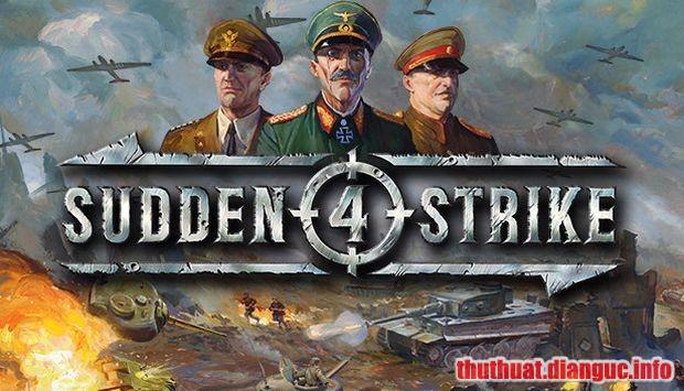 Download Game Sudden Strike 4 Full Cr@ck