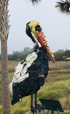ecology; plastic pollution; Mt Pleasant;South Carolina;  Giorgio Coniglio