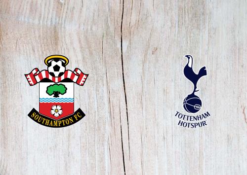 Southampton vs Tottenham Hotspur -Highlights 25 January 2020