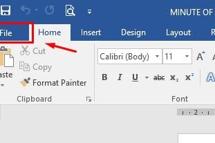 Cara Mengubah Dokumen Word ke PDF