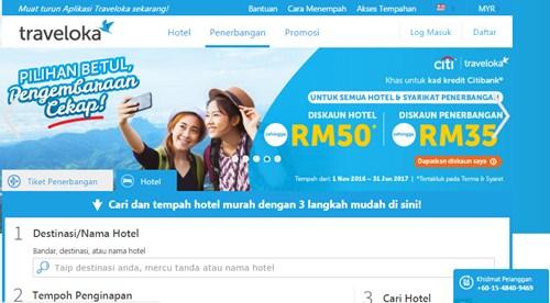 Promosi Cuti Akhir Tahun Hotel dan Penerbangan Sempena Cuti Sekolah
