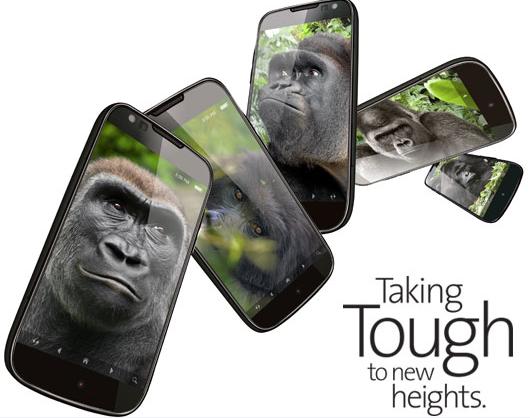 Gorilla Glass Kaise Kaam Karta Hai