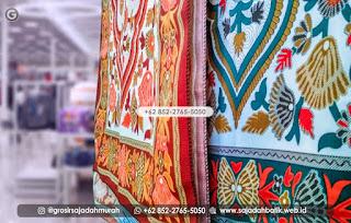 INI DIA TREND 2020 Sajadah Batik Printing Untuk Souvenir