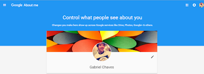 Public youtube channel profile