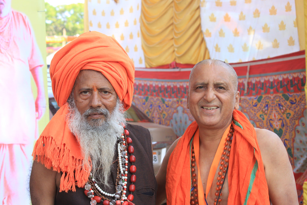 The Naga Sadhu And Me