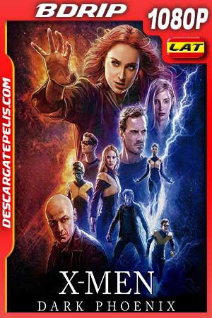 X-Men: Dark Phoenix (2019) 1080p BDrip Latino – Ingles