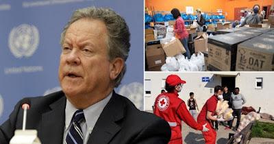 PBB Menanggapi Krisis Kelaparan