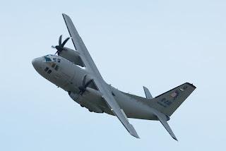 Pesawat Angkut C-27J Spartan