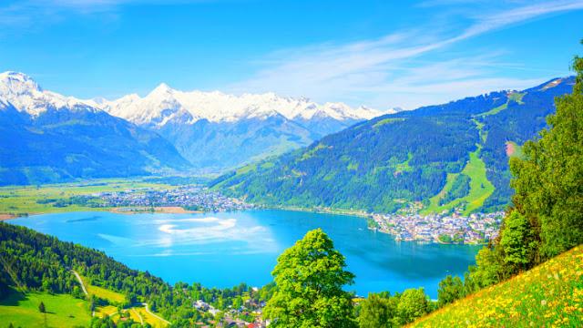 Zell-am-See-Austria