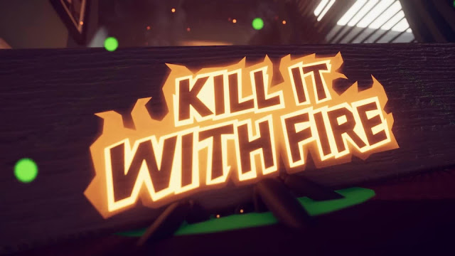 Kill It With Fire Game Review