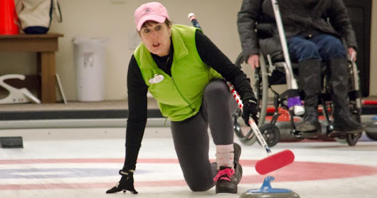 My Last Saturday League Curling