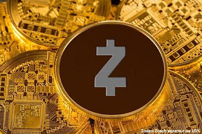 Токен Zcach взлетел на 10%