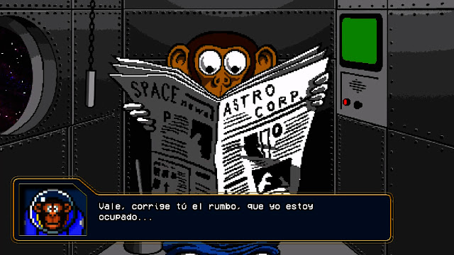 Análisis de Willy jetman astromonkey´s revenge para nintendo switch