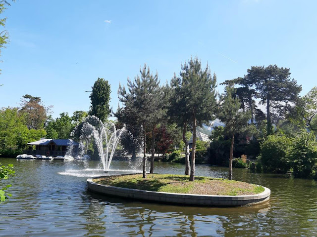 Jardin d'acclimatation paris jardin parc attractions