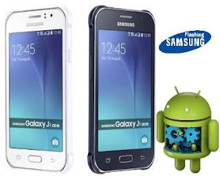 Cara Flashing Samsung Galaxy J1 Ace SM-J110G Dengan Benar Dan Ampuh
