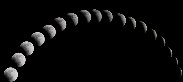 ¿El oxígeno de la Tierra ha oxidado la Luna ?
