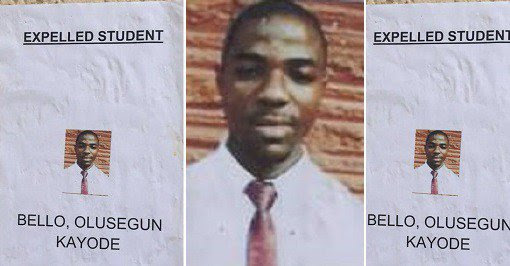"News Release: Group To Nigeria Law School; ""Recall Kayode Bello Now!"""