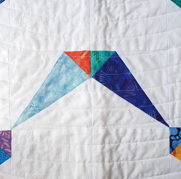 Burst quilt pattern | DevotedQuilter.com