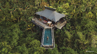 Capella Ubud, Bali is Voted No.1 Hotel in the World in Travel + Leisure  2020 World's Best Awards