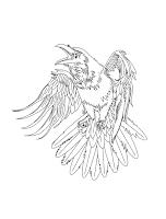 ворон татуировка в уфе
