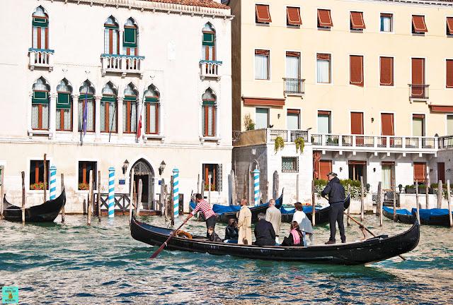 Traghetto en Venecia