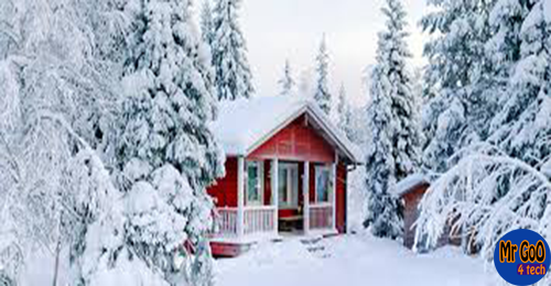 The way to shield your home From winter