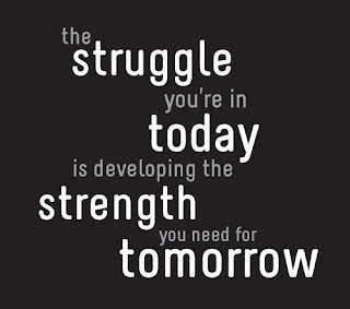 struggle strength